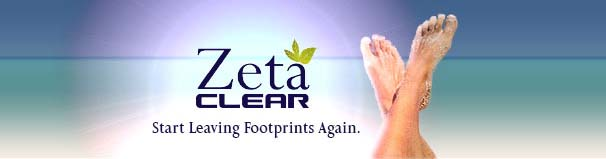 Zetaclear Natural Nail Foot Fungus Spray Vivid Kini Look Good